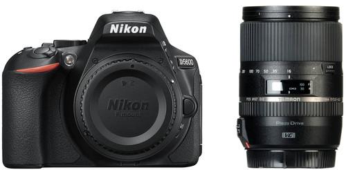 Nikon D5600 + Tamron 16-300mm f/3.5-6.3 Di II VC PZD Macro Main Image
