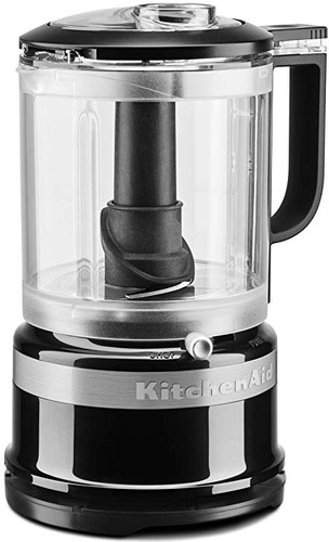 Kitchenaid 5KFC0516EOB Zwart Main Image