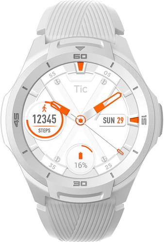 TicWatch S2 Wit Main Image