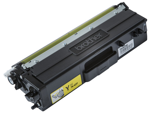Brother TN-423Y Toner Cartridge Yellow Main Image