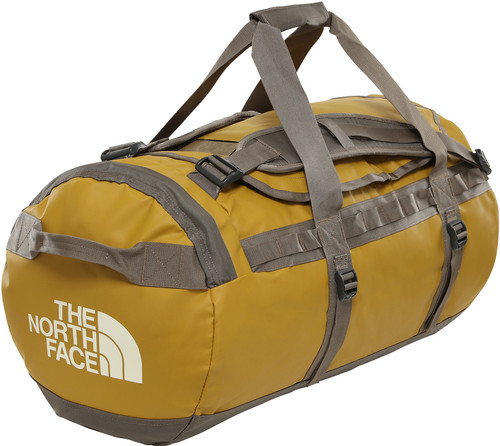 The North Face Base Camp Duffel M British Khaki/Weimaraner Brown Main Image