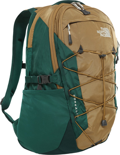 The North Face Borealis British Khaki/Night Green Main Image