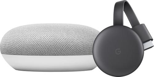 Google Home Mini + Google Chromecast Main Image