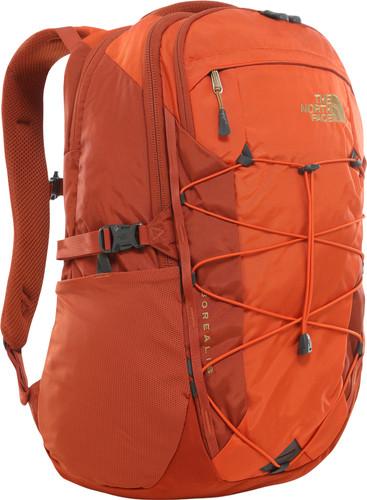 The North Face Borealis Papaya Orange/Picante Red Main Image