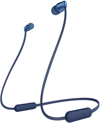 Sony WI-C310 Blauw Main Image