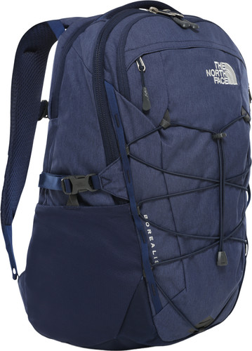 The North Face Women's Borealis Montague Blue Light Heather/High Rise Grey Main Image