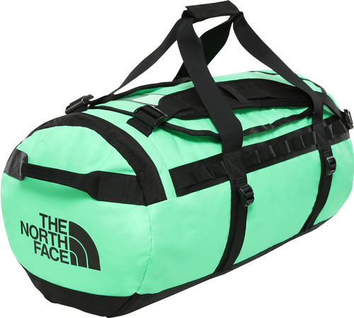 The North Face Base Camp Duffel M Chlorophyll Green / TNF Black Main Image