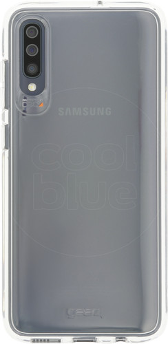 GEAR4 Crystal Palace Samsung Galaxy A70 Back Cover Transparent Main Image