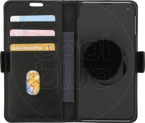 DBramante1928 Copenhagen Samsung Galaxy S10e Book Case Black Main Image