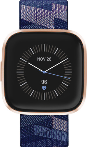 Fitbit Versa 2 Special Edition Copper/Navy Main Image
