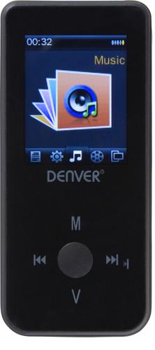 Denver MPG-4084BT Zwart Main Image