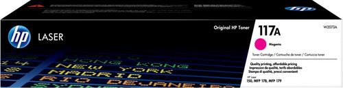 HP 117A Toner Cartridge Magenta Main Image