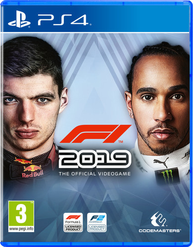 F1 2019 Standard Edition PS4 Main Image