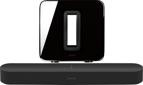Sonos Beam 3.1 + Sub Zwart Main Image