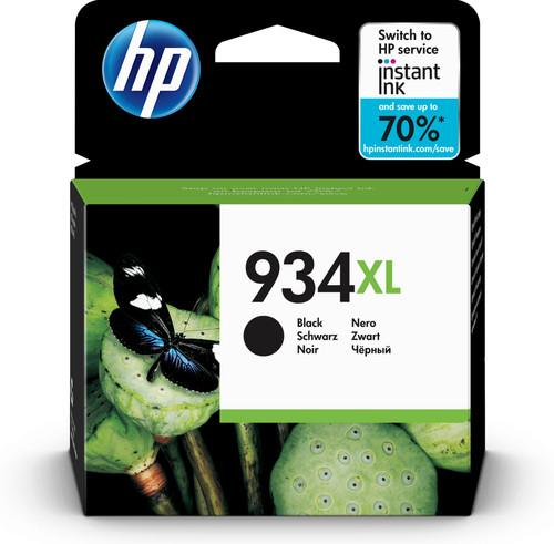 HP 934XL Cartridge Zwart (C2P23AE) Main Image