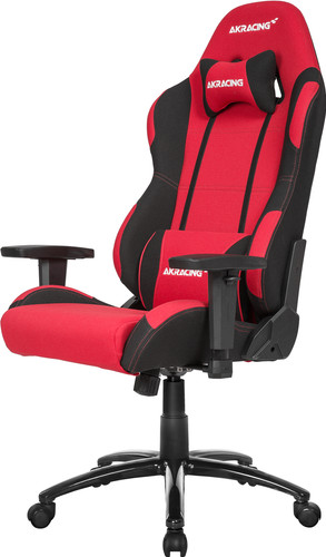 AKRACING Gaming Chair Core EX Wide - Rood / Zwart Main Image