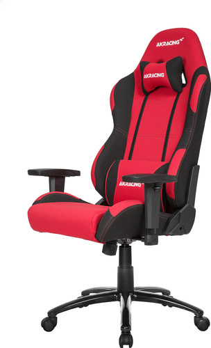 AKRACING Gaming Chair Core EX - Rood / Zwart Main Image