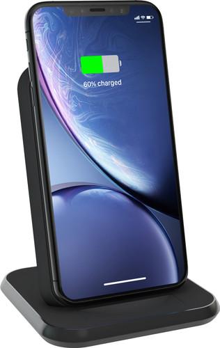 ZENS Draadloze Oplader 10W met Standaard Zwart Main Image