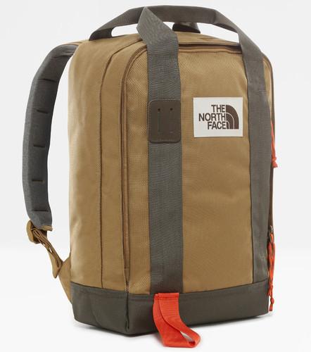 The North Face Tote Pack British Kaki/New taupe green Main Image