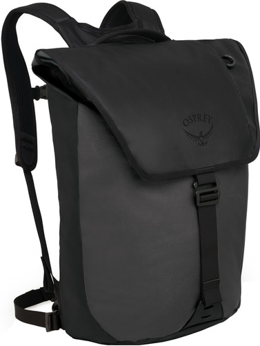 Osprey Transporter Flap Black Main Image