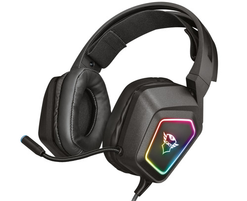 Trust GXT 450 Blizz RGB 7.1 Surround Gaming Headset Main Image