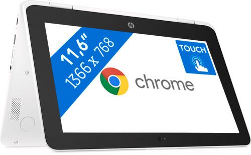 HP Chromebook X360 11-ae100nd Main Image