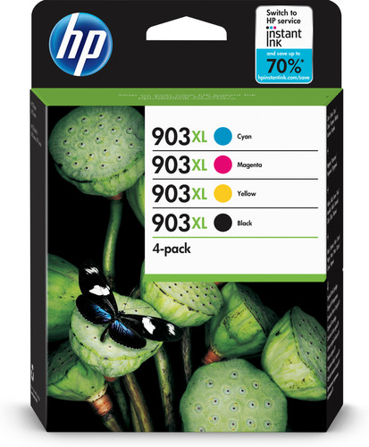HP 903XL Combo Pack (3HZ51AE) Main Image
