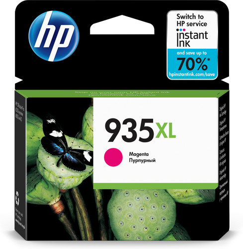 HP 935XL Cartridge Magenta (C2P25AE) Main Image