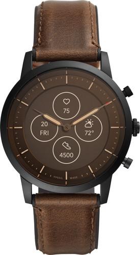 Fossil Collider Hybrid HR Smartwatch FTW7008 Bruin Main Image