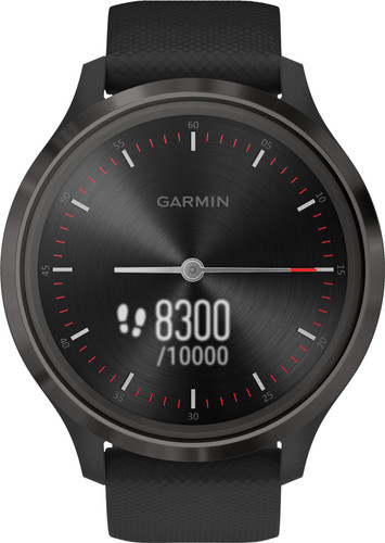 Garmin Vivomove 3 Sport - Black - 44mm Main Image