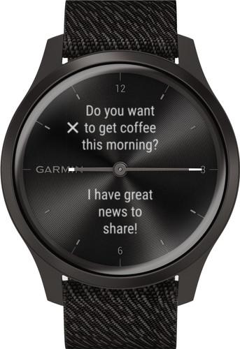 Garmin Vivomove Style - Dark Gray - 42mm Main Image