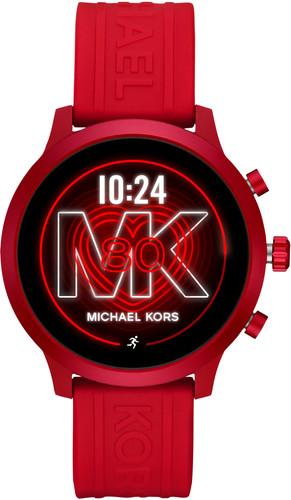 Michael Kors Access MK Go Gen 4S MKT5073 - Rood Main Image