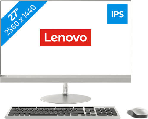 Lenovo IdeaCentre AIO 520-27ICB F0DE005ANY Main Image