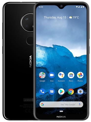 Nokia 6.2 Zwart Main Image