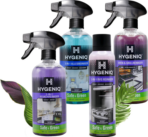 Hygeniq Kitchen pack Main Image