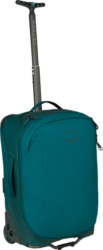 Osprey Rolling Transporter Carry-On 38L Westwind Teal Main Image