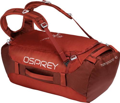 Osprey Transporter 40L Ruffian Red Main Image