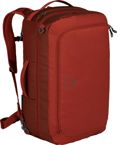 Osprey Transporter Carry-On 44L Ruffian Red Main Image