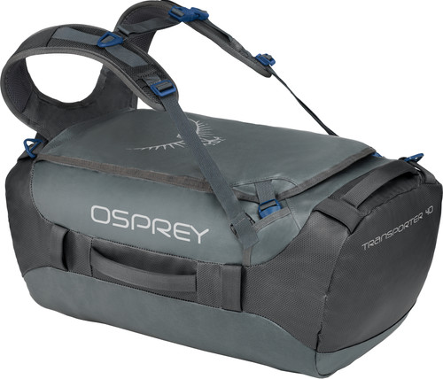 Osprey Transporter 40L Pointbreak Grey Main Image
