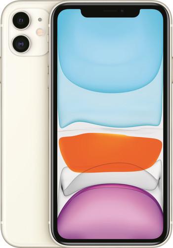 Apple iPhone 11 256 GB Wit Main Image