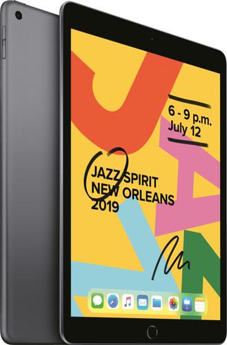 Apple iPad (2019) 128GB WiFi Space Gray