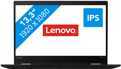Lenovo ThinkPad X390 Yoga -20NN002AMH Main Image