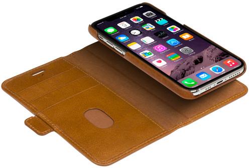 DBramante1928 Lynge Apple iPhone 11 Pro Book Case Leer Bruin Main Image