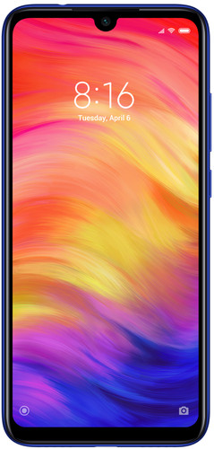 Xiaomi Redmi Note 7 64GB Blue Main Image