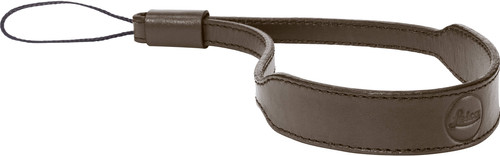 Leica C-Lux Leather Wrist Strap Taupe Main Image