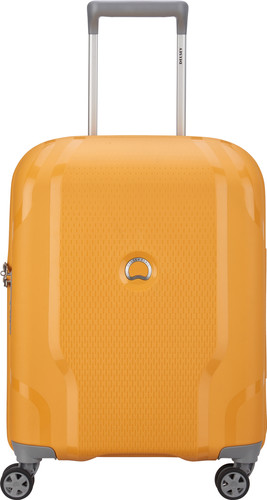 Delsey Clavel SLIM Spinner 55cm Yellow Main Image