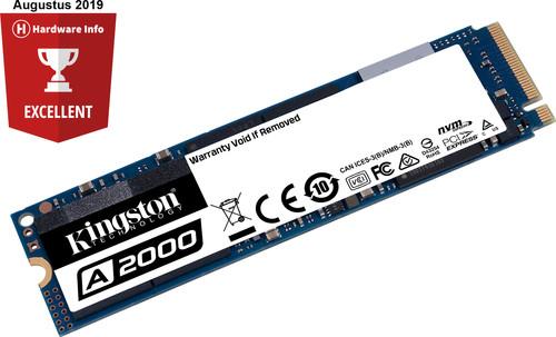 Kingston A2000 M.2 NVMe SSD 1TB Main Image