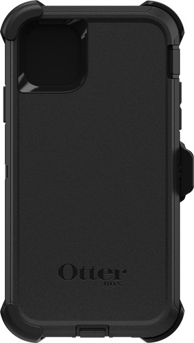 Otterbox Defender Apple iPhone 11 Pro Max Back Cover Zwart Main Image
