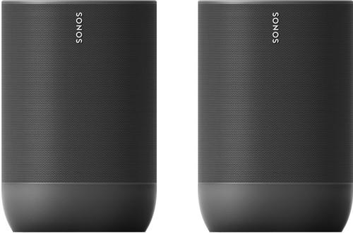 Sonos Move Duo Pack Zwart Main Image