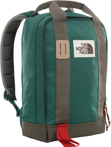 The North Face Tote Pack Night Green/New Taupe Green Main Image